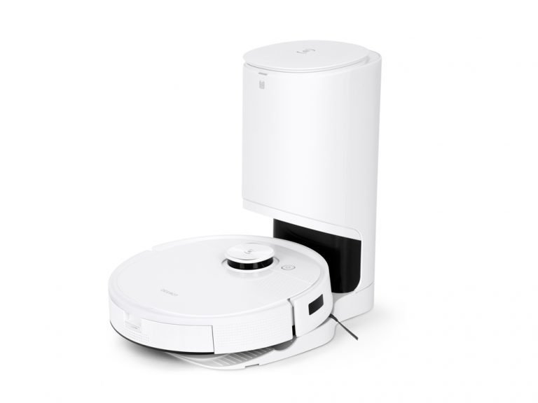 Ecovacs-t9+-self-emptying-side-view